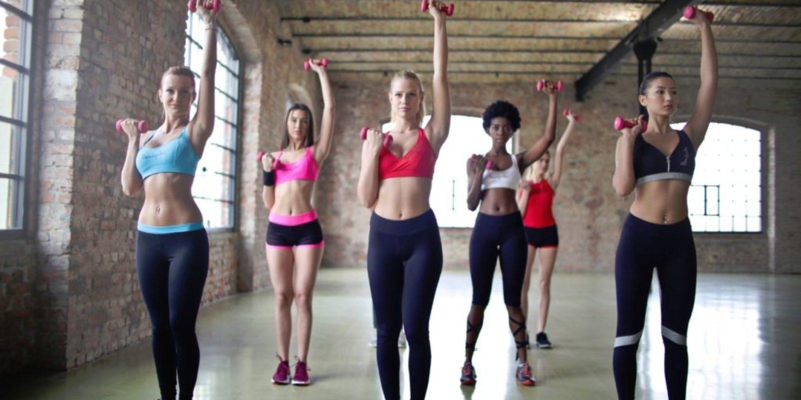 high protein diet for women training