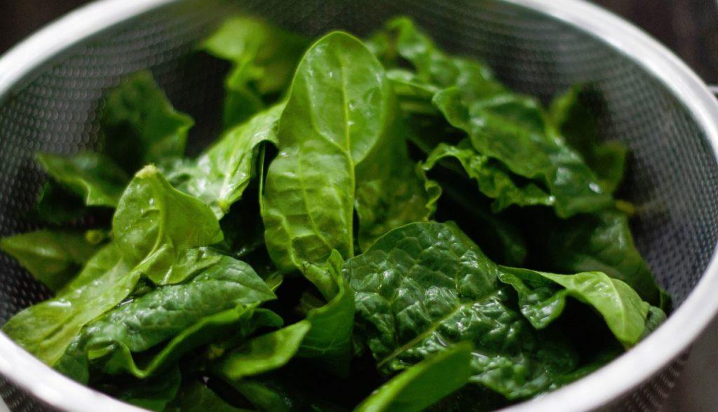 health benefits spinach